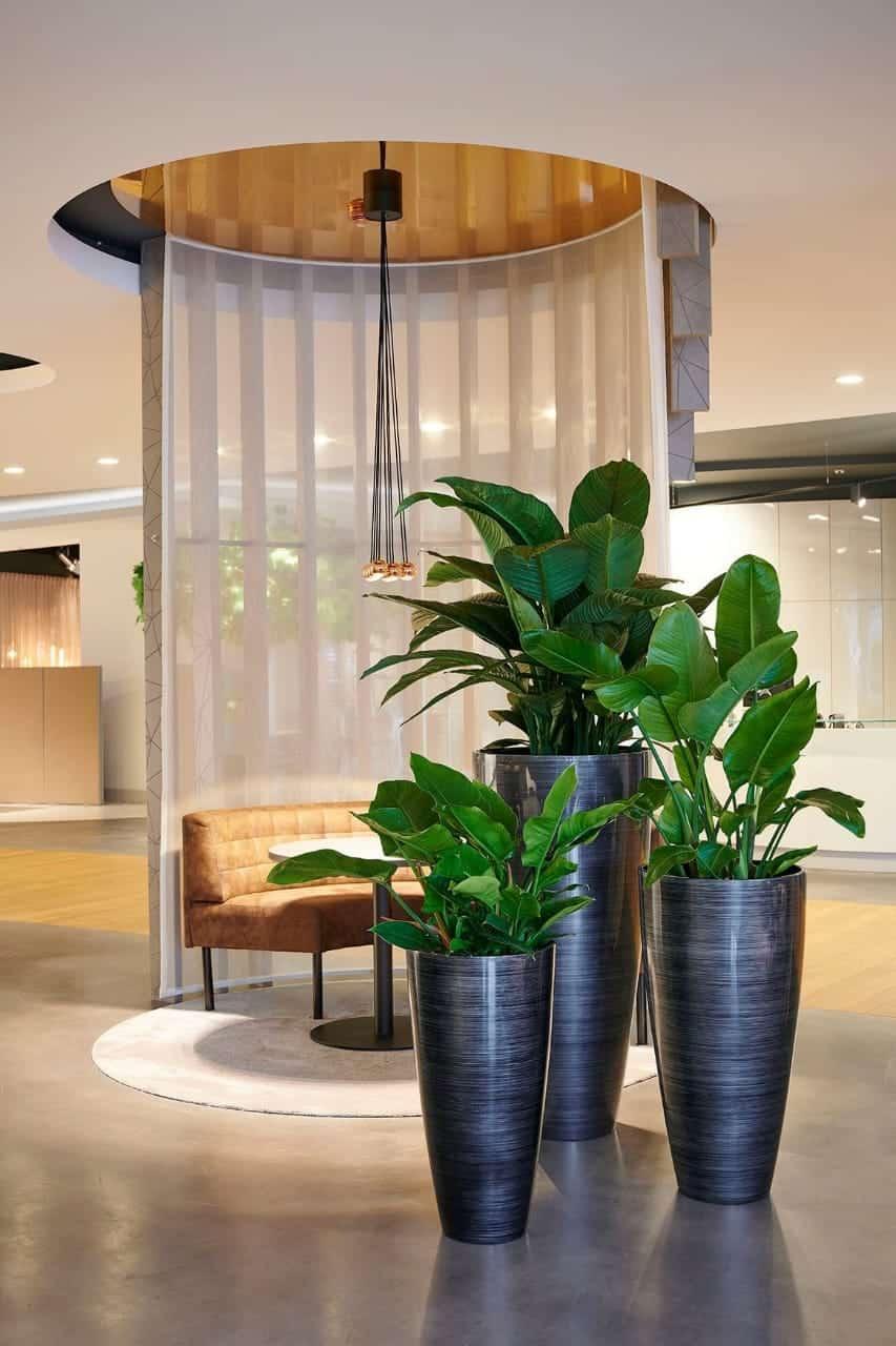Indoor Planters by Koberg