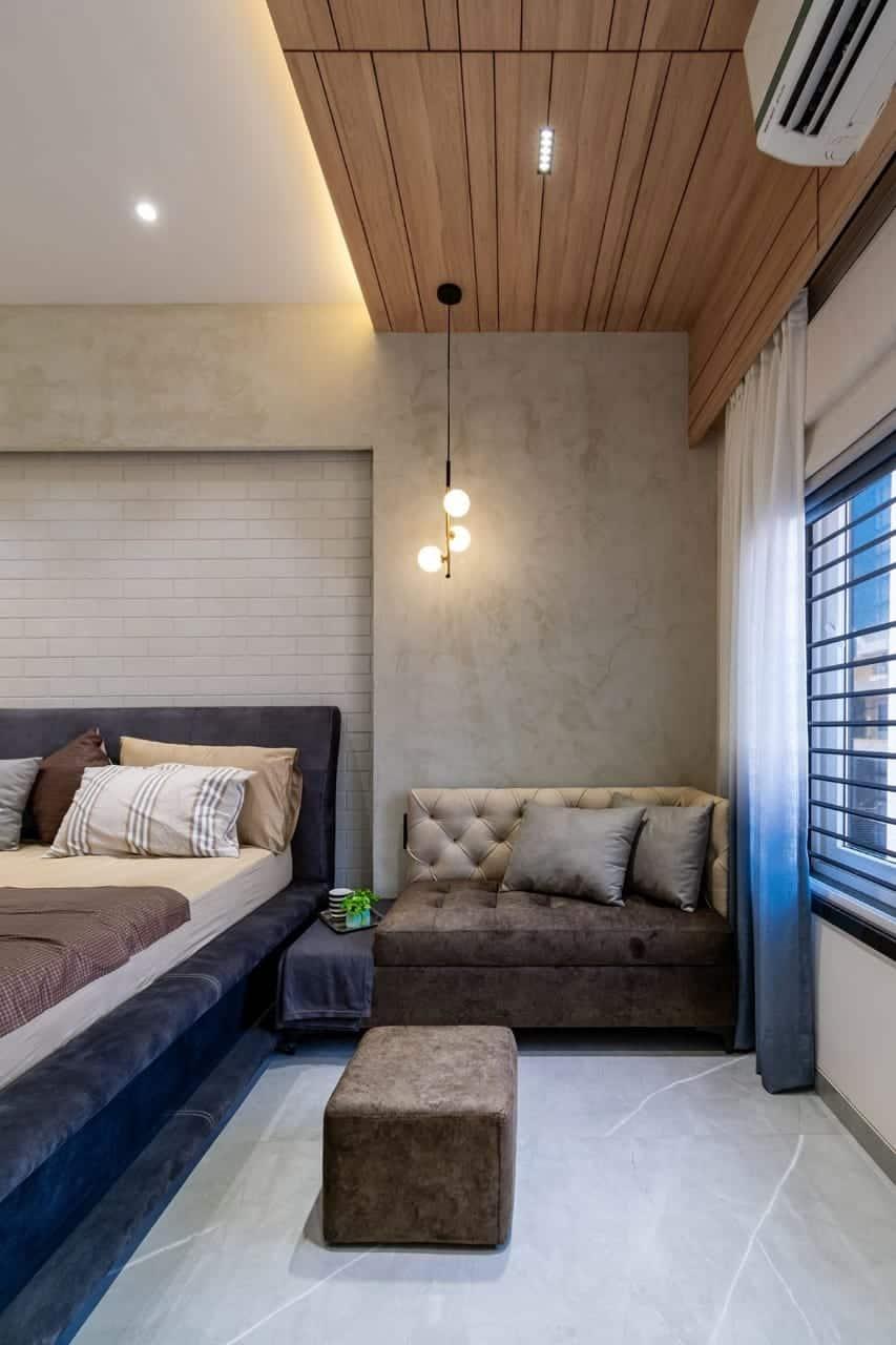 bedroom false ceiling design layout