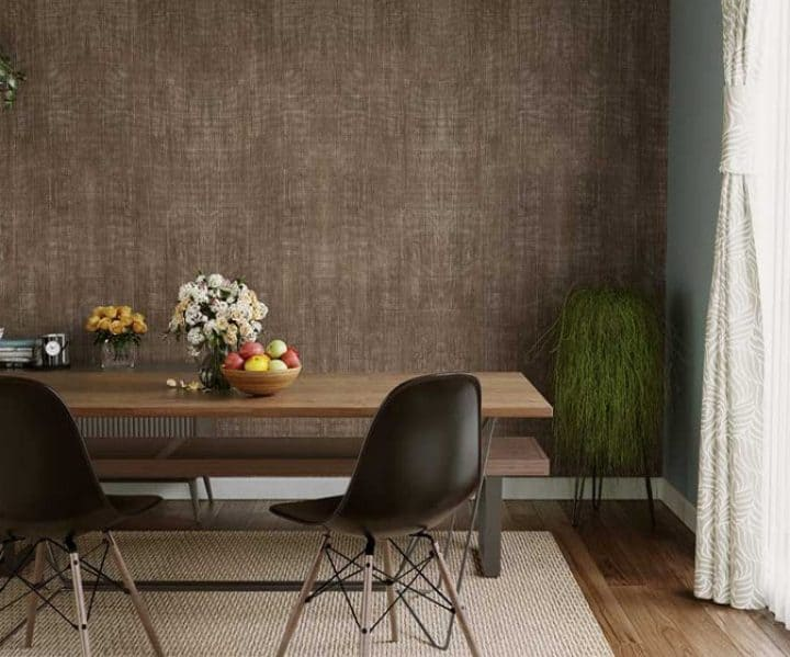 soft brown colored texture painted wall