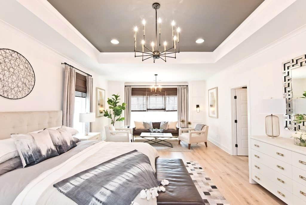 bedroom false ceiling design; bedroom layout