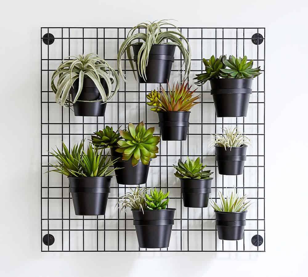 Garden Wall Grid by Pottery Barn
