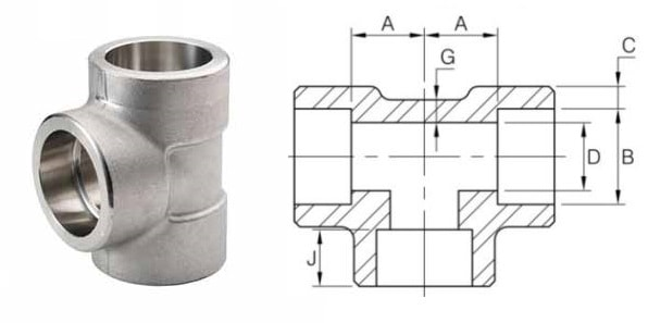 pipe fittings, tee, t-fittings for pipeline
