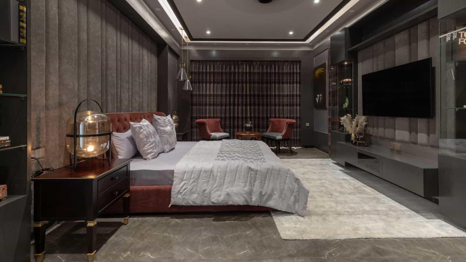 bedroom false ceiling design