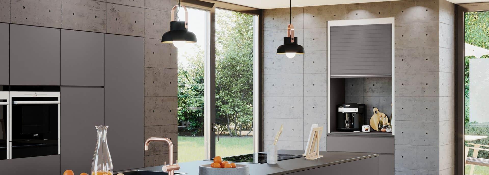 kitchen interior solutions by REHAU