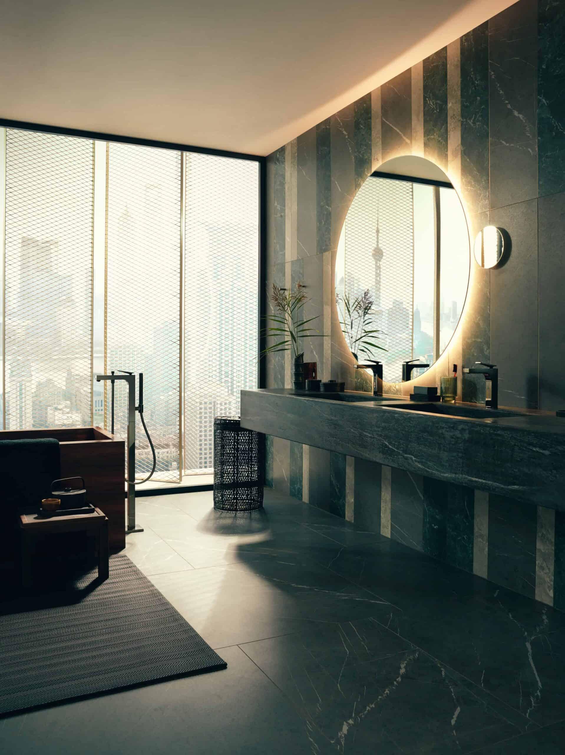 AXOR Citterio modern bathroom design collection by Hansgrohe group