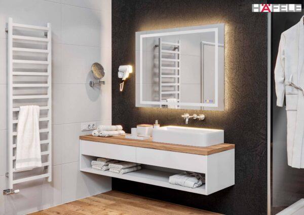 Hafele light mirror – Aquasys | Bathroom mirror