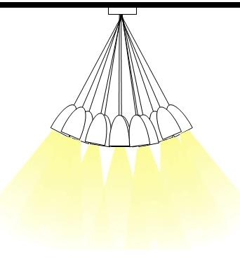 multi-pendant