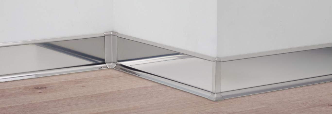 stainless steel new skirting design