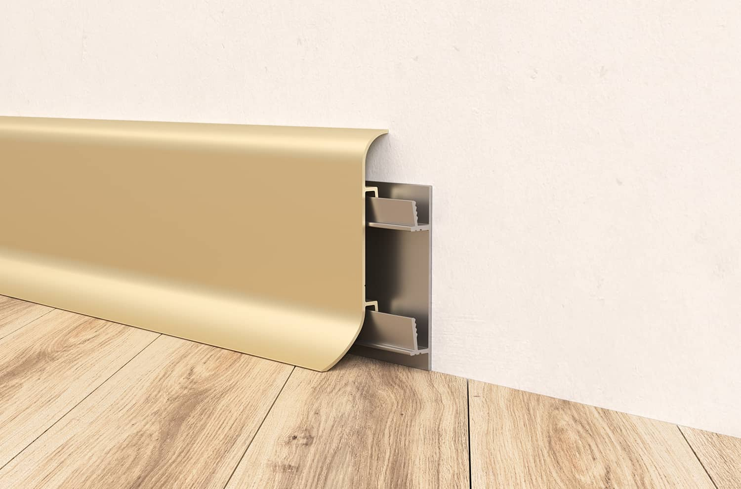 aluminum skirting design for wall and floor