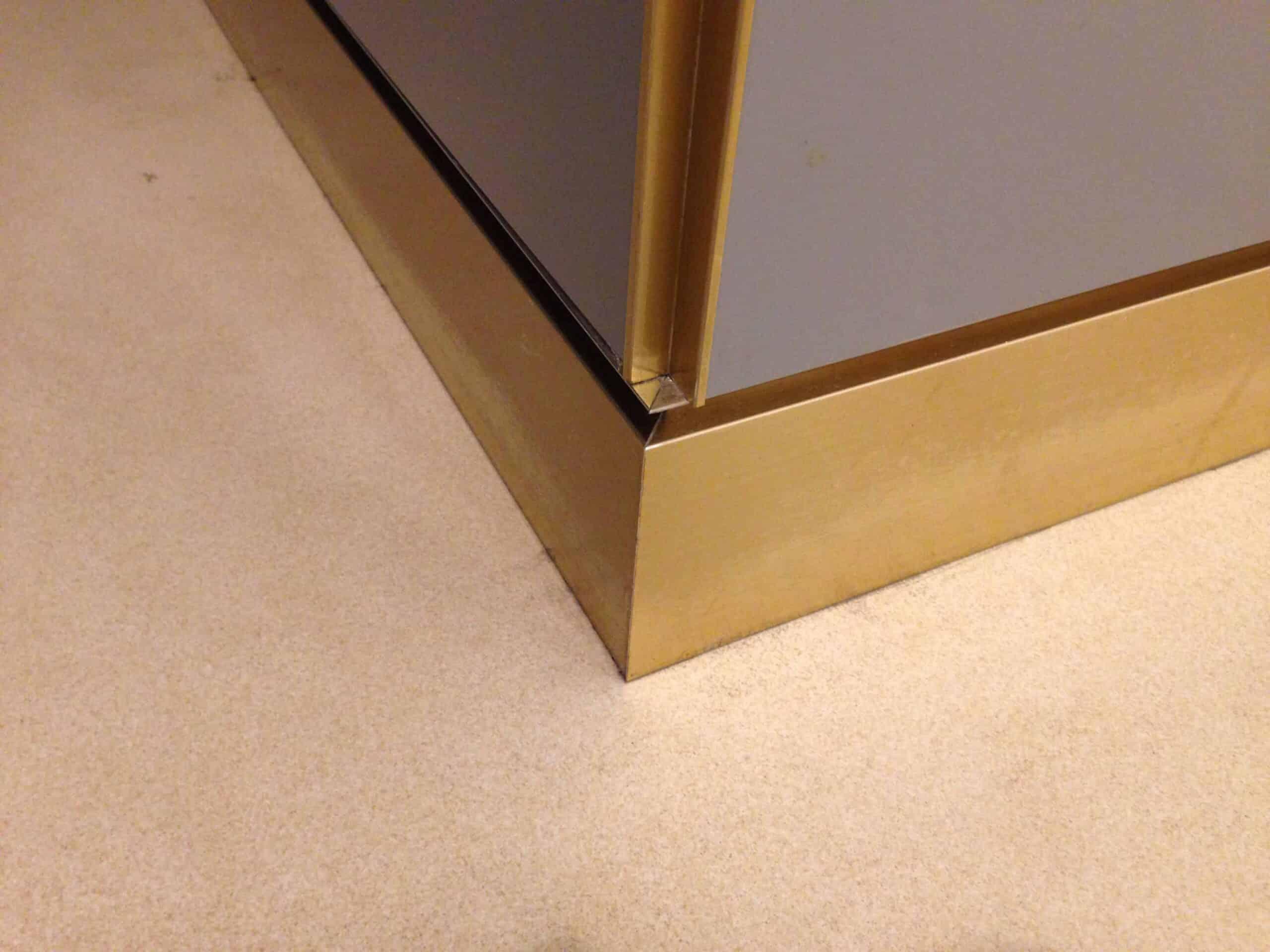 type of tile skirting with skirtboard