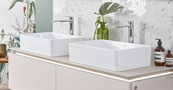 Villeroy & Boch basin mixers – LIBERTY collection   Bathroom taps