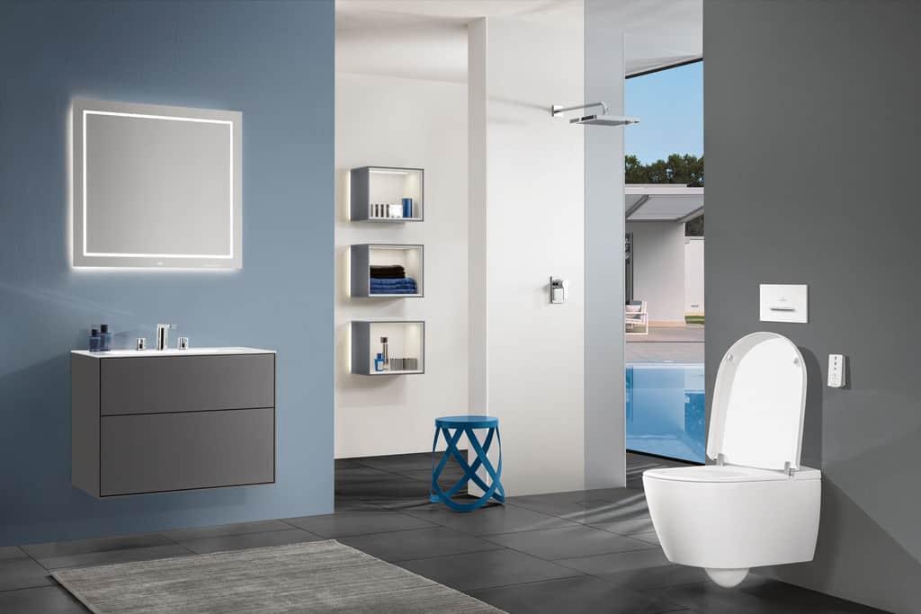 ViClean-I 100 intelligent shower toilet seat