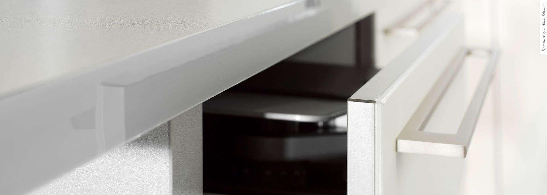 REHAU RAUKANTEX edgebanding solution for drawer edgebander