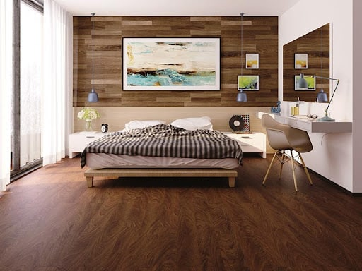 REHAU vinyl tile flooring – RAUFLOOR Neostein